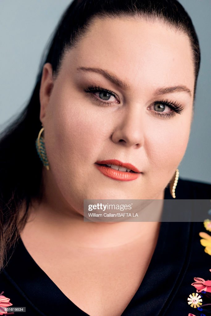 Actress Chrissy Metz from NBC's 'This Is Us' poses for a portrait BBC America BAFTA Los Angeles TV Tea Party 2017 at the The Beverly Hilton Hotel on September 16, 2017 in West Hollywood, California.