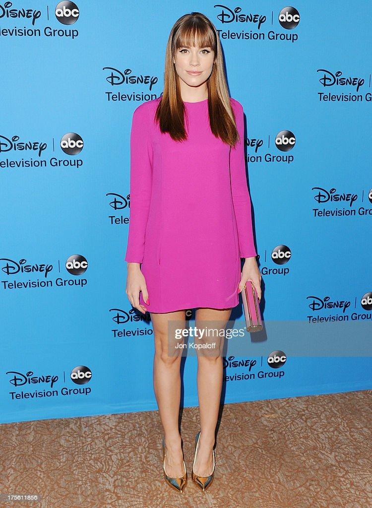 2013 Television Critics Association's Summer Press Tour - Disney/ABC Party