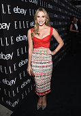 Actress Christa B Allen attends the 6th Annual ELLE Women In Music Celebration Presented By eBay Hosted by Robbie Myers with performances by Alanis...
