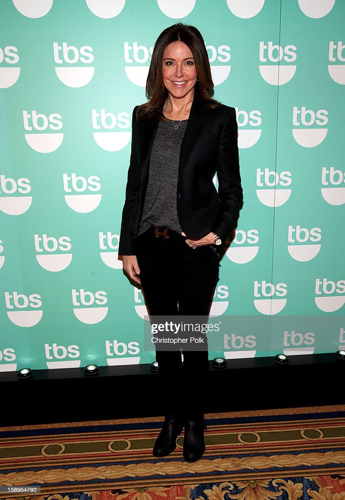 Actress Christa Miller attends Turner Broadcasting's 2013 TCA Winter Tour at Langham Hotel on January 4, 2013 in Pasadena, California. 23128_001_CP_0132.JPG