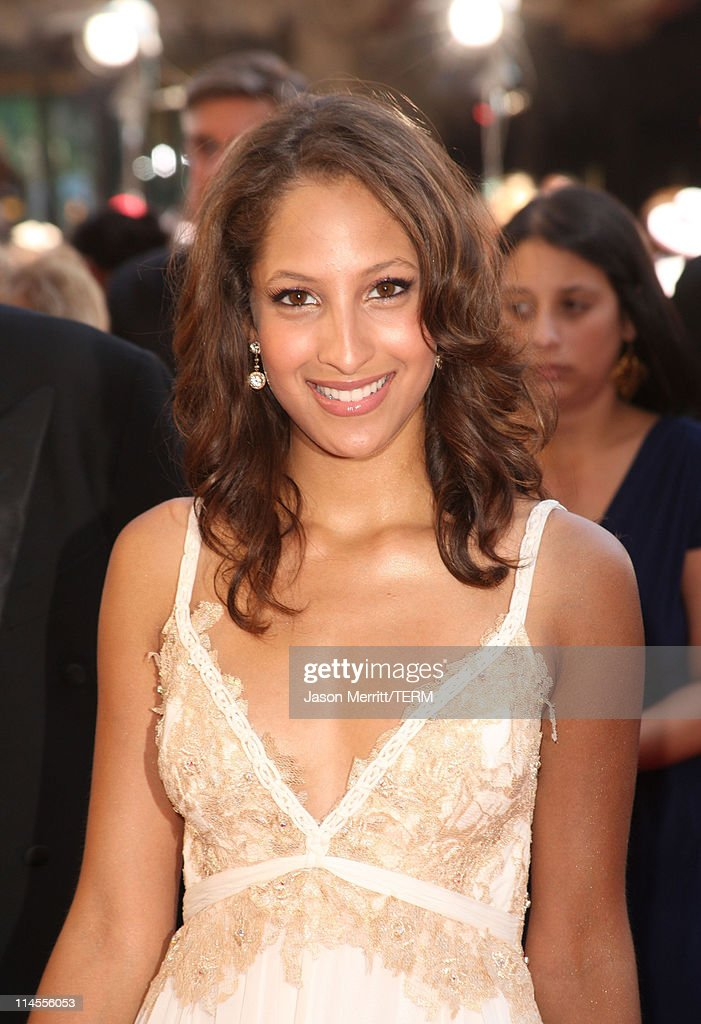 Actress <a gi-track='captionPersonalityLinkClicked' href=/galleries/search?phrase=Christel+Khalil&family=editorial&specificpeople=241522 ng-click='$event.stopPropagation()'>Christel Khalil</a> arrives to The 35th Annual Daytime Emmy Awards at the Kodak Theatre on June 20, 2008 in Los Angeles, California.
