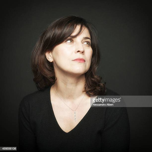 Actress Christelle Prot Landman poses during 32th Turin Film Festival for Self Assignment on November 23 2014 in Turin Italy