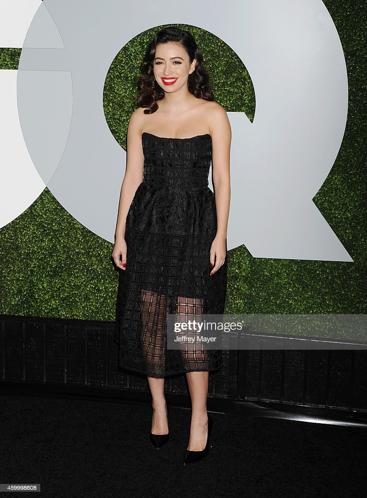 2014 GQ Men Of The Year Party - Arrivals