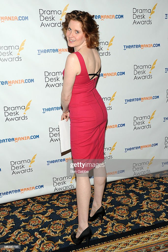 Actress Christiane Noll attends The 2013 Drama Desk Nominees Reception at JW Marriott Essex House on May 8, 2013 in New York City.
