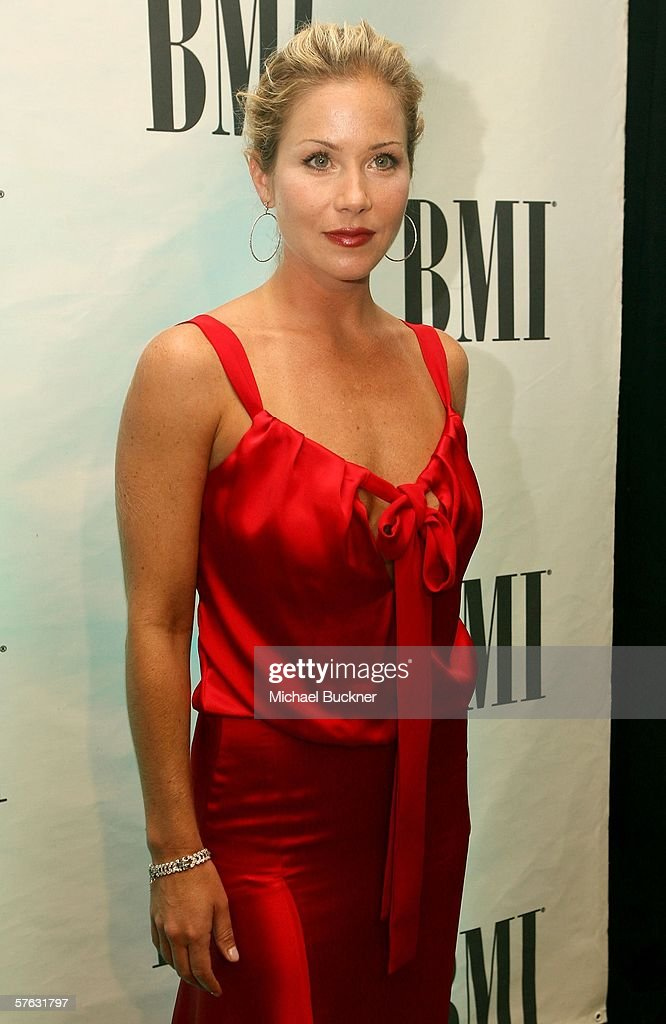 Actress Christina Applegate arrives at the 54th Annual BMI Pop Awards at the Regent Beverly Wilshire Hotel on May 16, 2006 in Beverly Hills, California.