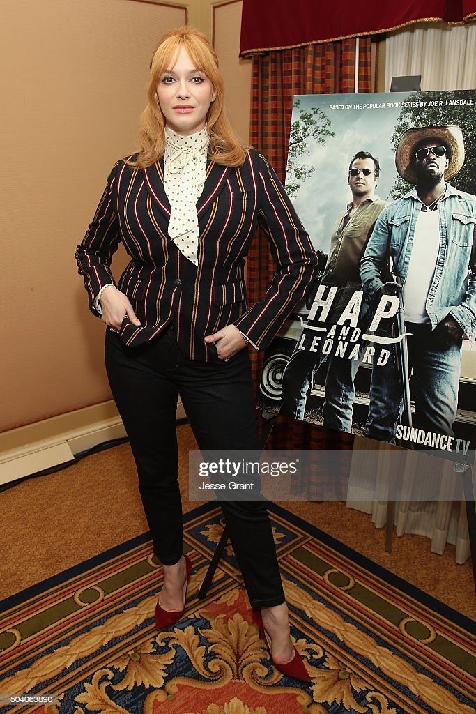 SundanceTV Winter TCA Press Tour 2016