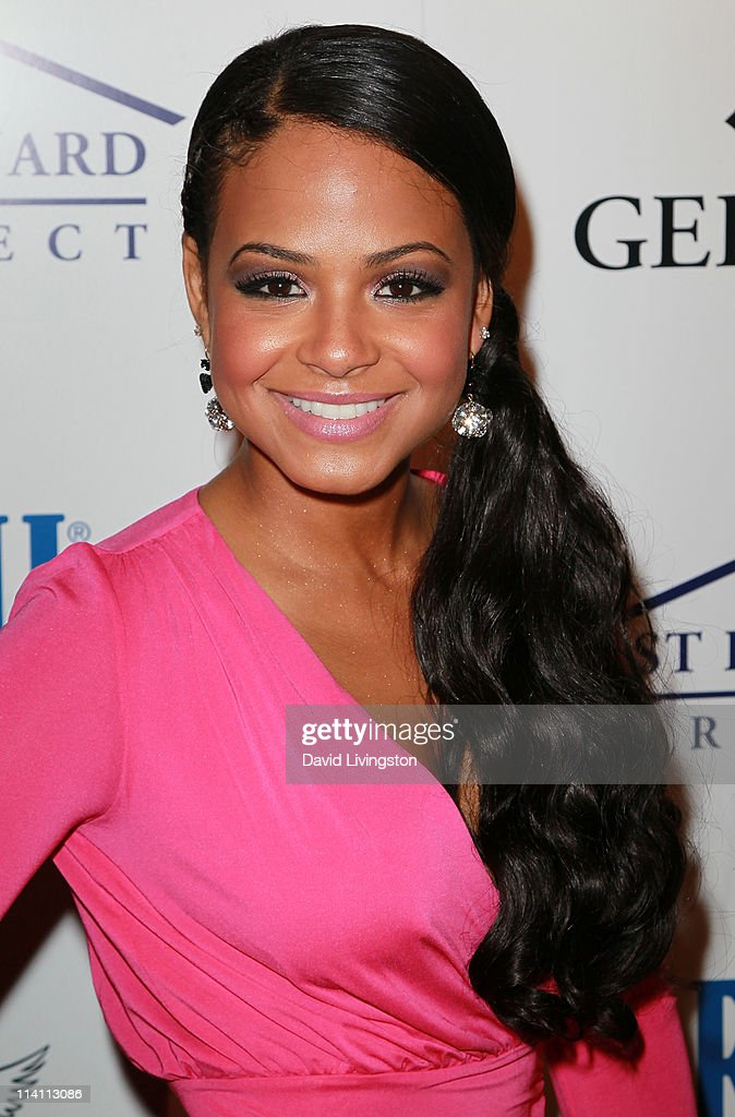 Actress <a gi-track='captionPersonalityLinkClicked' href=/galleries/search?phrase=Christina+Milian&family=editorial&specificpeople=171274 ng-click='$event.stopPropagation()'>Christina Milian</a> attends An Evening of 'Southern Style' presented by the St. Bernard Project & the Spears family at a private residence on May 11, 2011 in Beverly Hills, California.