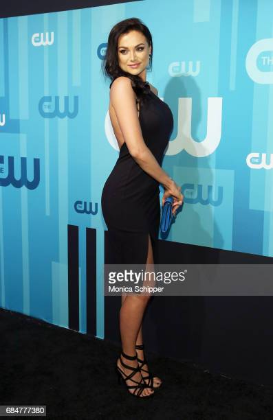 Actress Christina Ochoa attends the 2017 CW Upfront on May 18 2017 in New York City