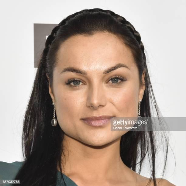 Actress Christina Ochoa attends 'The F Word' with Gordon Ramsay celebration at Station Hollywood at W Hollywood Hotel on May 22 2017 in Hollywood...