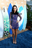 Actress Christina Ochoa attends the premiere of TNT's 'Animal Kingdom' at The Rose Room on June 8 2016 in Venice California