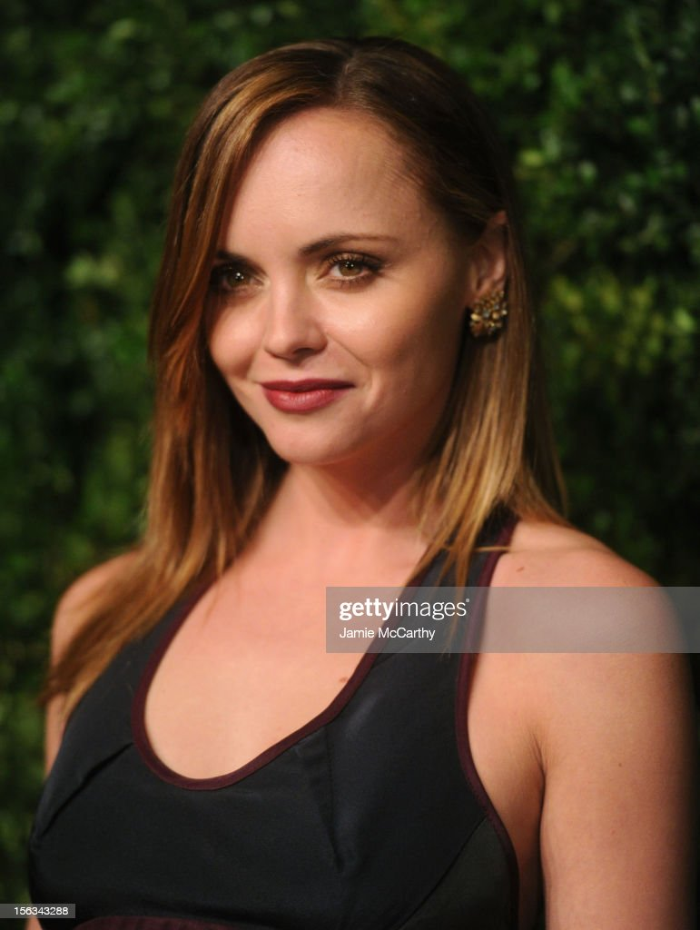 Actress Christina Ricci attends The Ninth Annual CFDA/Vogue Fashion Fund Awards at 548 West 22nd Street on November 13, 2012 in New York City.