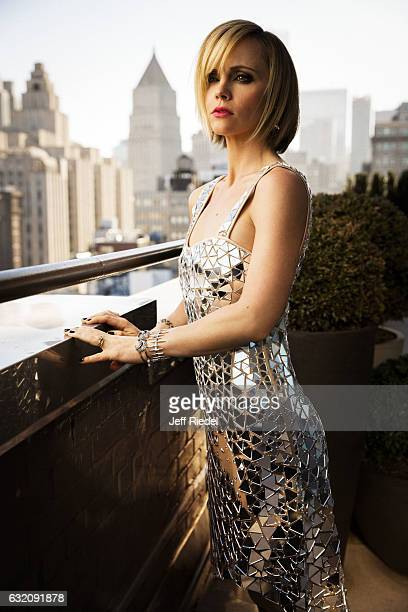 Actress Christina Ricci is photographed for Out Magazine on November 18 2016 in New York City