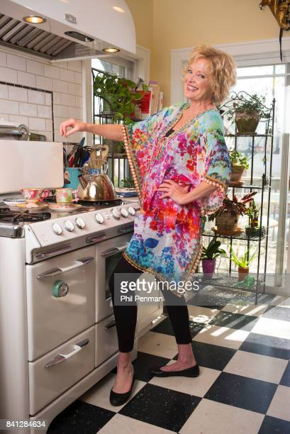 Actress Christine Ebersole is photographed for Closer Weekly Magazine on April 14 2016 at home in New Jersey PUBLISHED IMAGE