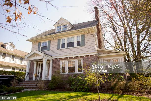 Actress Christine Ebersole's home is photographed for Closer Weekly Magazine on April 14 2016 in New Jersey The house was built in 1928 PUBLISHED...
