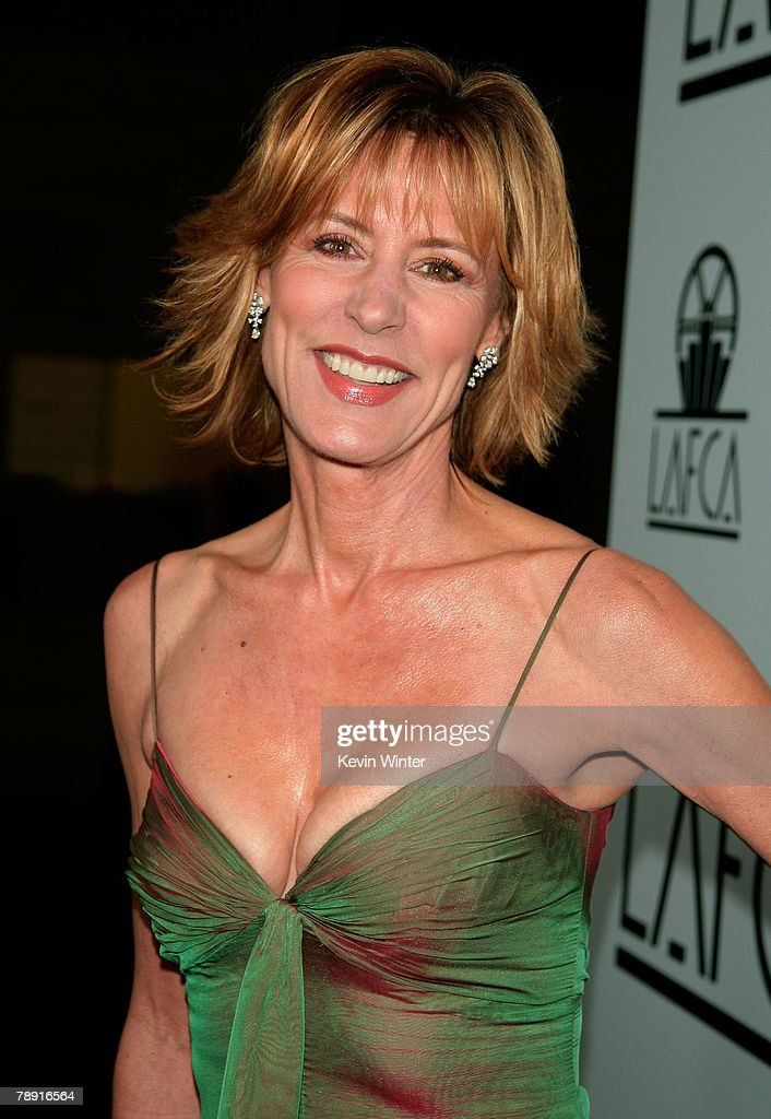 Actress Christine Lahti arrives at the 2007 LA Film Critic's Choice Awards held at the InterContinental on January 12, 2008 in Los Angeles, California.