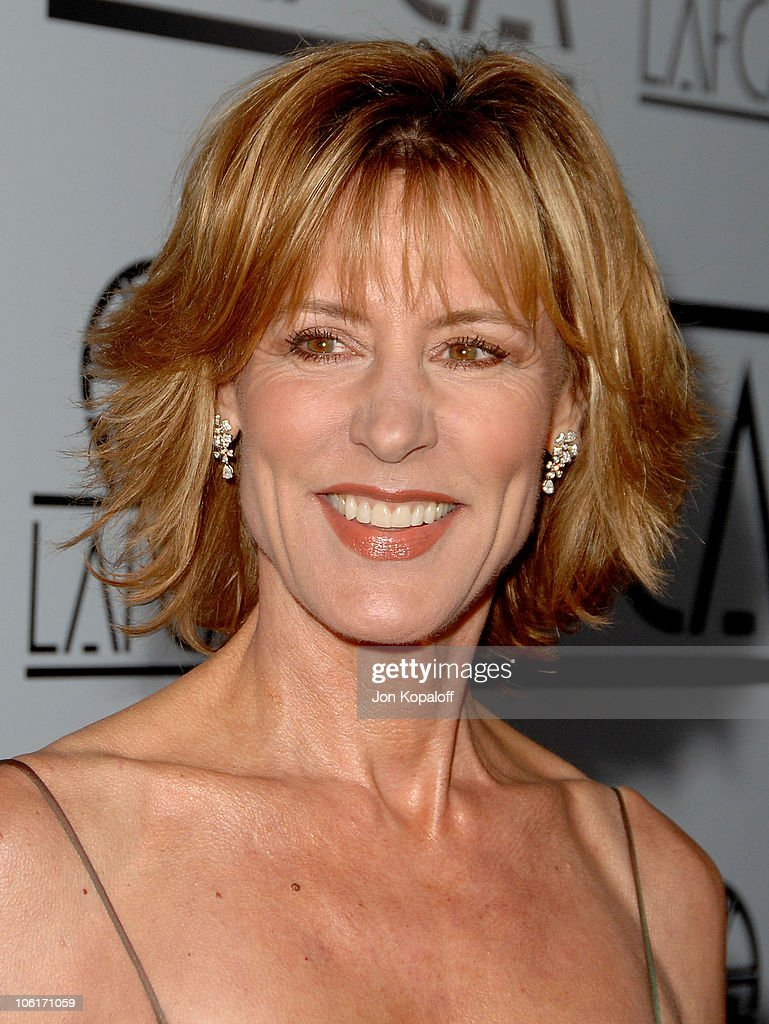 Actress Christine Lahti arrives to The 33rd Annual Los Angeles Film Critics Awards at the InterContinental Hotel on January 12, 2008 in Century City, California