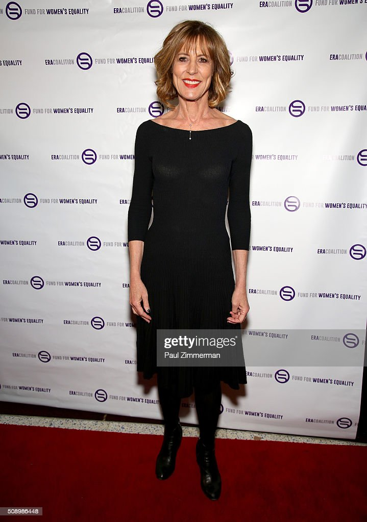 Actress <a gi-track='captionPersonalityLinkClicked' href=/galleries/search?phrase=Christine+Lahti&family=editorial&specificpeople=213107 ng-click='$event.stopPropagation()'>Christine Lahti</a> attends A Night Of Comedy with Jane Fonda presented by the Fund For Women's Equality & ERA Coalition Carolines On Broadway on February 7, 2016 in New York City.