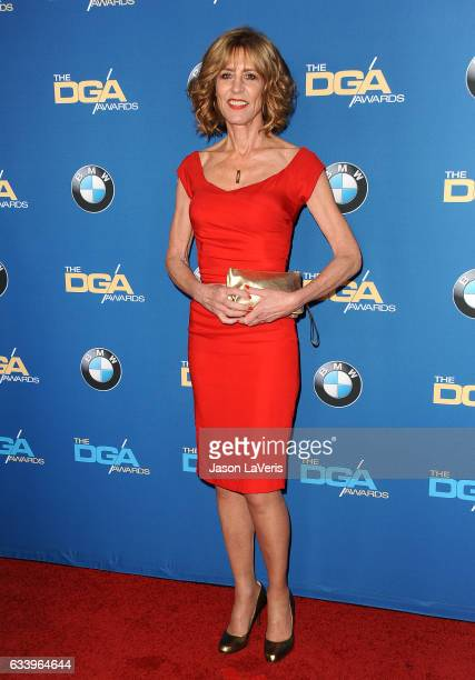 Actress Christine Lahti attends the 69th annual Directors Guild of America Awards at The Beverly Hilton Hotel on February 4 2017 in Beverly Hills...