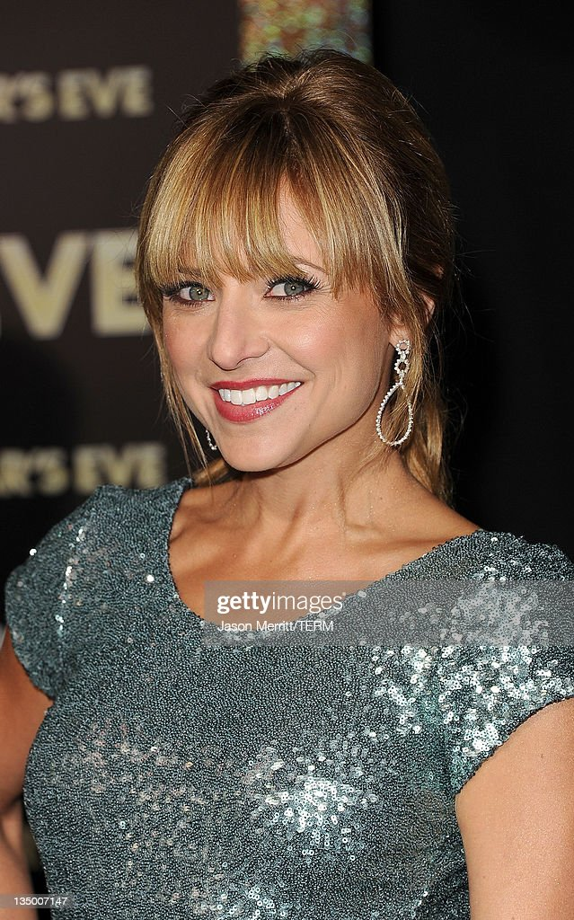 Actress Christine Lakin arrives at the premiere of Warner Bros. Pictures' 'New Year's Eve' at Grauman's Chinese Theatre on December 5, 2011 in Hollywood, California.