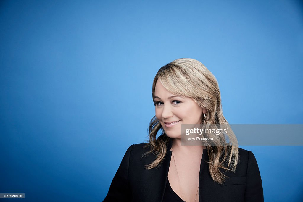 Actress Christine Taylor poses for a portrait at the Tribeca Film Festival on April 16, 2016 in New York City.