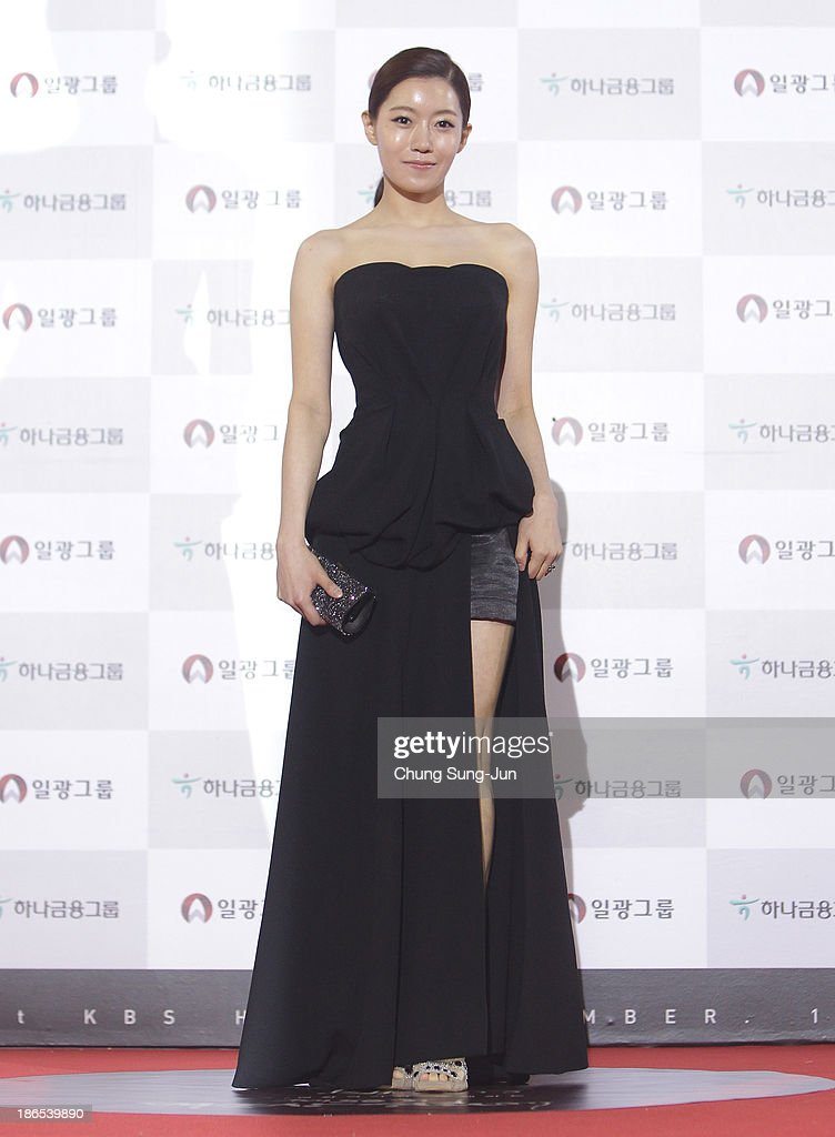 Actress Chun Min-Hee arrives for the 50th Daejong Film Awards at KBS hall on November 1, 2013 in Seoul, South Korea.