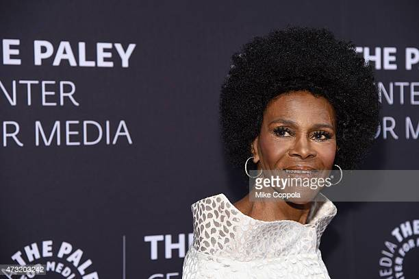 Actress Cicely Tyson attends A Tribute To AfricanAmerican Achievements In Television hosted by The Paley Center For Media at Cipriani Wall Street on...