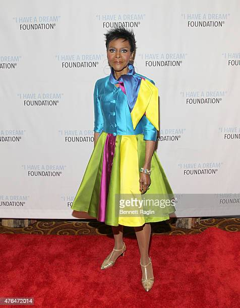 Actress Cicely Tyson attends the 2015 Spirit Of The Dream Gala at Gotham Hall on June 9 2015 in New York City