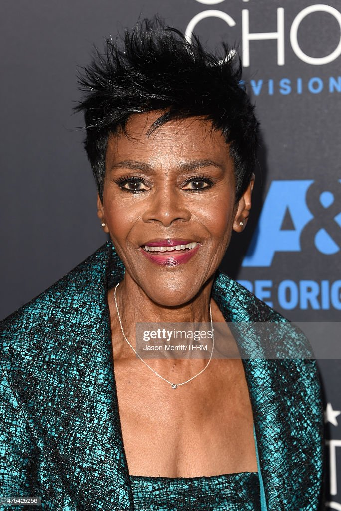 Actress Cicely Tyson attends the 5th Annual Critics' Choice Television Awards at The Beverly Hilton Hotel on May 31, 2015 in Beverly Hills, California.