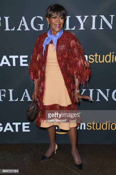 Actress Cicely Tyson attends the premiere of Amazon's 'Last Flag Flying' at DGA Theater on November 1 2017 in Los Angeles California