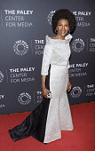 Actress Cicely Tyson attends the The Paley Center For Media hosts a tribute to AfricanAmerican achievements in television at Cipriani Wall Street on...