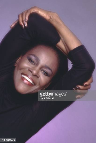 Actress Cicely Tyson photographed in 1995 in New York City