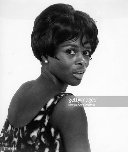 Actress Cicely Tyson poses for a portrait in circa 1960