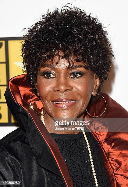 Actress Cicely Tyson poses in the press room during the 4th Annual Critics' Choice Television Awards at The Beverly Hilton Hotel on June 19 2014 in...