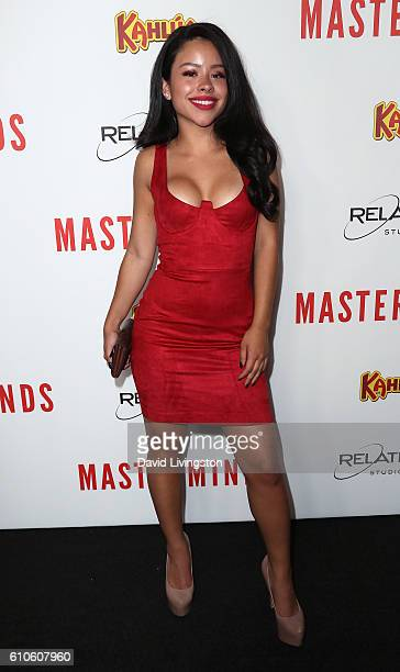 Actress Cierra Ramirez attends the premiere of Relativity Media's 'Masterminds' at TCL Chinese Theatre on September 26 2016 in Hollywood California