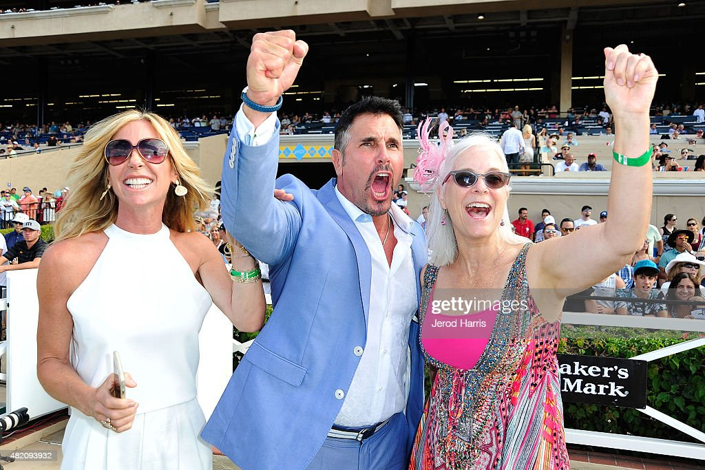 Actress Cindy Ambuehl actor Don Diamont and Lung Cancer of America Founder/President Kim Norris attend the Lung Cancer Foundation of America's 6th...