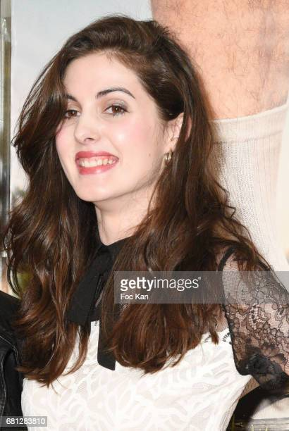 Actress Claire Chust attends 'Problemos' Paris Premiere At UGC Cine Cite Les Halles on May 9 2017 in Paris France