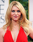 Actress Claire Danes arrives at the 70th Annual Golden Globe Awards held at The Beverly Hilton Hotel on January 13 2013 in Beverly Hills California