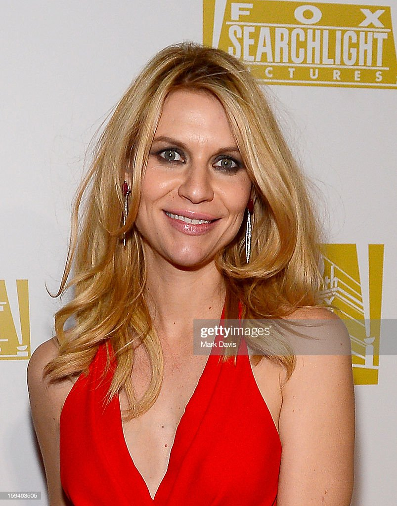 Actress Claire Danes arrives at the FOX After Party for the 70th Annual Golden Globe Awards held at The FOX Pavillion at The Beverly Hilton Hotel on January 13, 2013 in Beverly Hills, California.