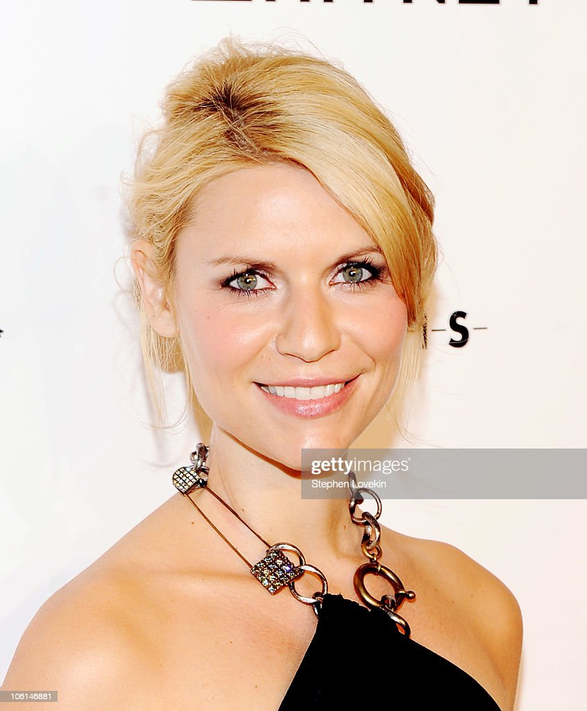 Actress Claire Danes attends the 2010 Whitney Gala and Studio Party at The Whitney Museum of American Art on October 26, 2010 in New York City.