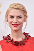 Actress Claire Danes attends the 66th Annual Primetime Emmy Awards held at Nokia Theatre LA Live on August 25 2014 in Los Angeles California