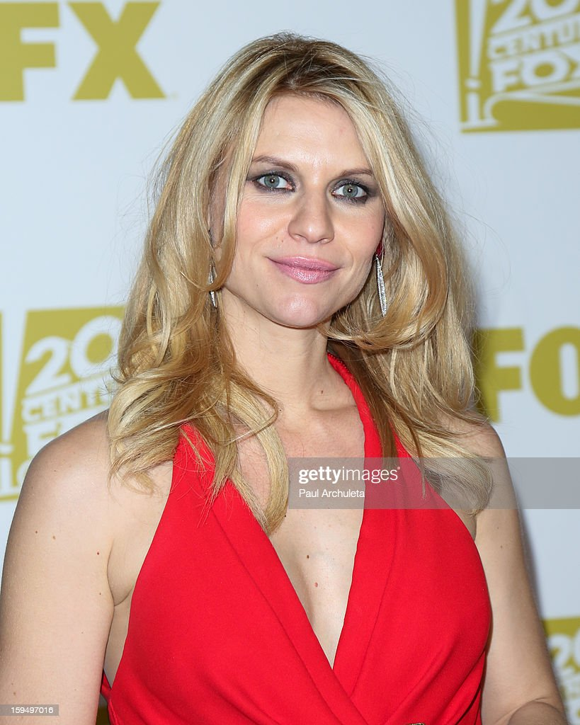 Actress Claire Danes attends the FOX after party for the 70th Golden Globes award show at The Beverly Hilton Hotel on January 13, 2013 in Beverly Hills, California.