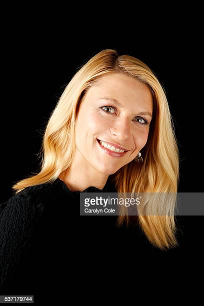 Actress Claire Danes is photographed for Los Angeles Times on April 4 2016 in New York City PUBLISHED IMAGE CREDIT MUST READ Carolyn Cole/Los Angeles...