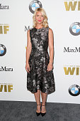 Actress Claire Danes wearing Max Mara attends Women In Film 2016 Crystal Lucy Awards Presented by Max Mara and BMW at The Beverly Hilton on June 15...