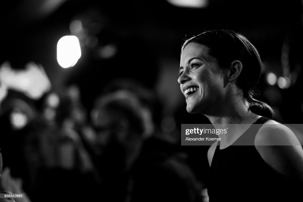 Actress Claire Foy arrives for the 'Breathe' premiere at the 13th Zurich Film Festival on October 6, 2017 in Zurich, Switzerland. The Zurich Film Festival 2017 will take place from September 28 until October 8.
