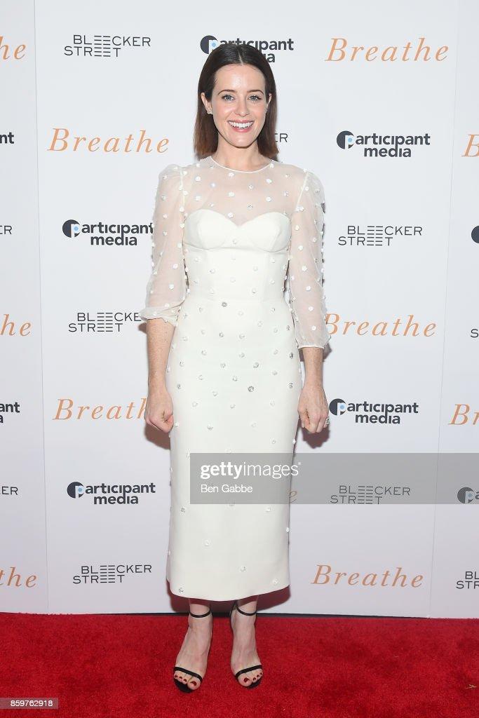 """Breathe"" New York Special Screening"