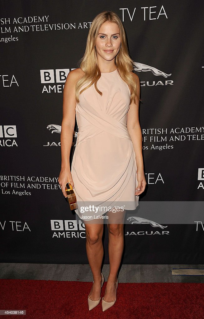 Actress Claire Holt attends the BAFTA Los Angeles TV Tea Party at SLS Hotel on August 23, 2014 in Beverly Hills, California.