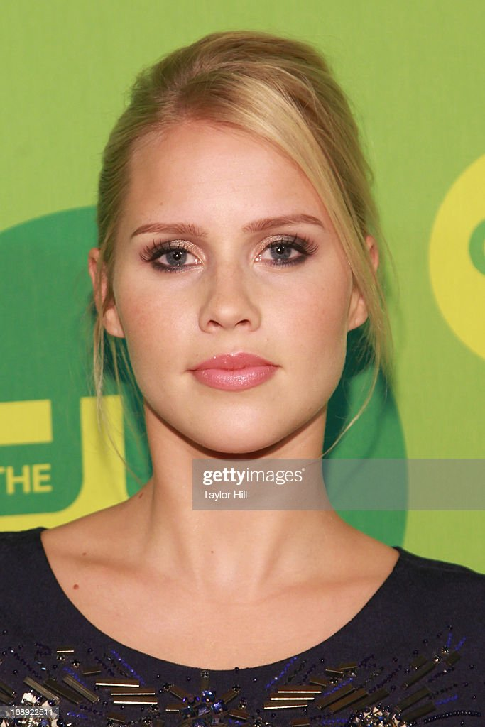 Actress Claire Holt attends The CW Network's New York 2013 Upfront Presentation at The London Hotel on May 16, 2013 in New York City.