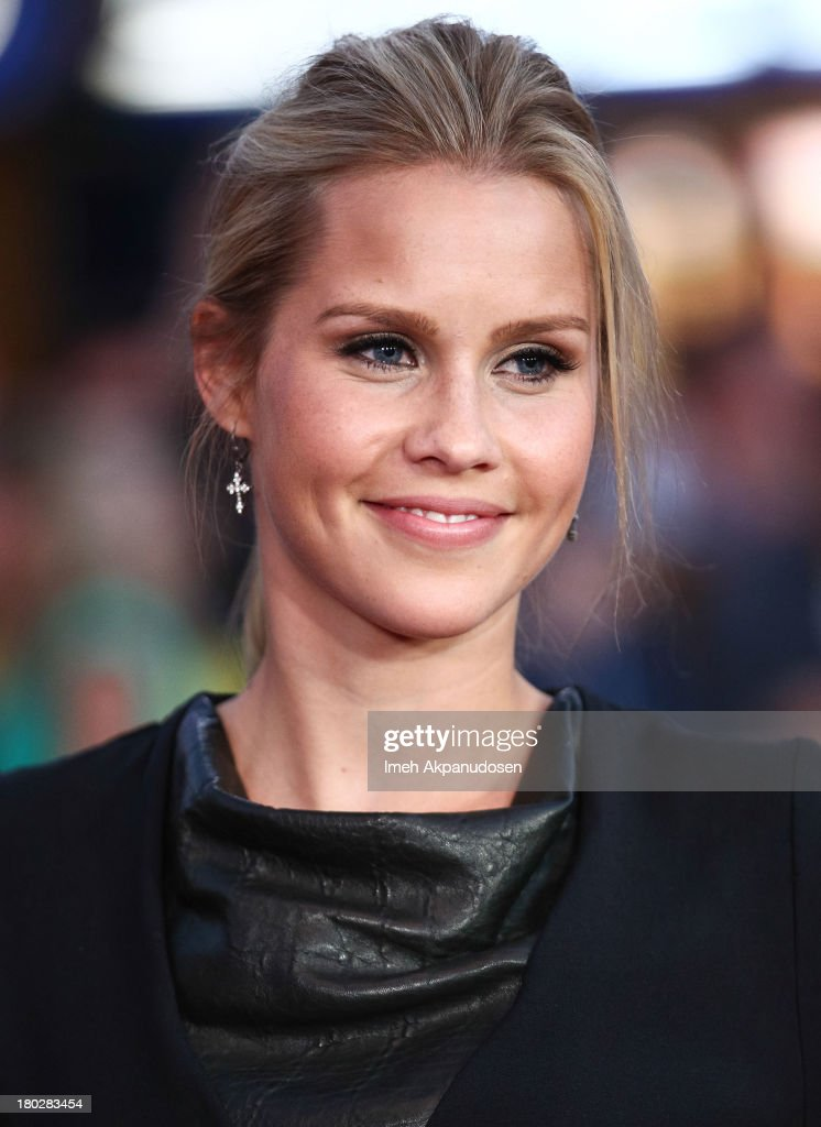 Actress <a gi-track='captionPersonalityLinkClicked' href=/galleries/search?phrase=Claire+Holt&family=editorial&specificpeople=5082295 ng-click='$event.stopPropagation()'>Claire Holt</a> attends the premiere of FilmDistrict's 'Insidious: Chapter 2' on September 10, 2013 in Universal City, California.