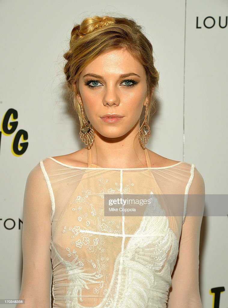 Actress Claire Julien attends 'The Bling Ring' screening at Paris Theatre on June 11, 2013 in New York City.