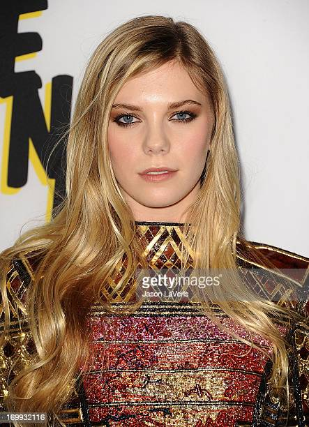 Actress Claire Julien attends the premiere of 'The Bling Ring' at Directors Guild Of America on June 4 2013 in Los Angeles California